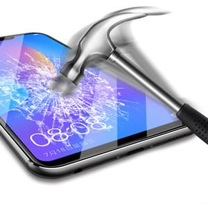9H Premium-gehärtete Glas-Schirm-Schutz-Film-Schutz für Huawei Honor 20i Pro Lite Anmerkung 10 V20 Wiedergabe 8A 8C 8S 8X Y Max Anti-Drop