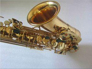 Japão alta qualidade YAS-82ZEX Alto Saxophone eletroforese ouro profissional sax alto de alta qualidade frete grátis 875EX jogo instrumento