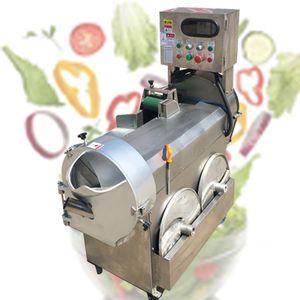 verdura elettrico macchina affettatrice tagliatrice cibo inossidabile Vegetable macchina Shred