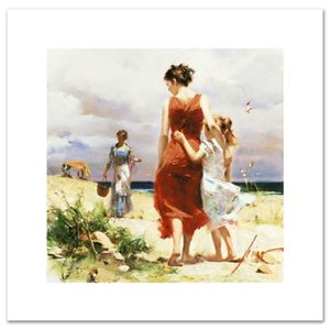 """Pino Art Painting """"Breezy Days AP"""" Home Decor Handcrafts  HD Print Oil Painting On Canvas Wall Art Canvas Pictures 200624"""