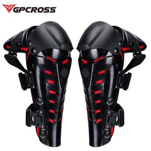 GPCROSS Motorrad Knieschützer Motocross Off Road Racing Knieschützer Motorrad Reit Pads Schützer Protektoren