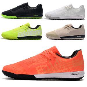 2020 Увеличить Phantom VNM Pro TF Mens футбольные бутсы АСС Футбол обувь Роналду Футбол Boots Мужчины Неймар CR7 Футбол Бутсы Обувь Botas де Futbol