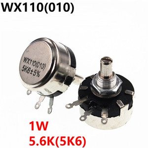 WX110 010 WX010 1W 5K6 5.6K Potentiometer Adjustable Resistors