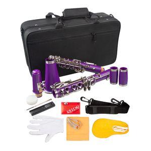 B Flat Clarinet Kit avec étui