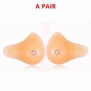 Formas artificiales mamarios de silicona tetas falsas para las mujeres mastectomía Cirugía Cáncer de Mama Mejorar Crossdresser Transgensder