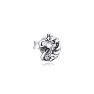 ME مجموعتي السحرية يونيكورن واحدة مربط القرط 925 فضة مجوهرات أقراط الجديد أزياء نسائية المجوهرات الراقية 298535C00