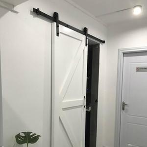 K-الإطار الطبيعي الصلبة نوتي خشب الصنوبر انزلاق باب الحظيرة بلاطة الداخلية الأبواب الخشبية الفريق جاهز للدهان، الأخدود لا حاجة (غير مكتملة)