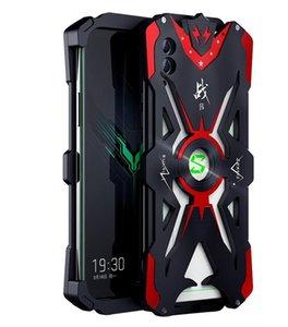 For Xiaomi Black Shark 2 Hammer II Shockproof Metal Protective Case