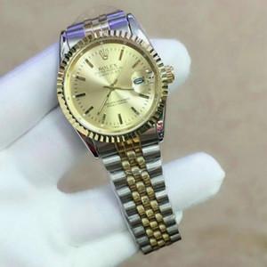 Оптовая 2020 Горячие Продажа Мужские Женские швейцарские часы кварцевые Водонепроницаемые пару часов вскользь Дизайн Мужчины Часы Relojes де Mujer