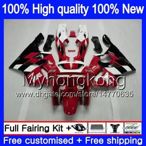 Corpo per Kawasaki ZX 636 600cc ZX636 1994 1995 1996 1997 213MY.69 rosso nero ZX636 ZX6R ZX600 ZX 6 R 6R ZX6R 94 95 96 97 carenature
