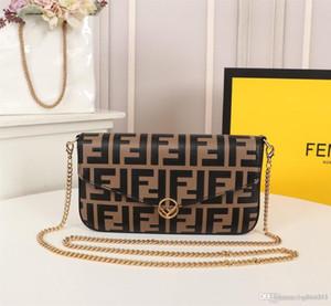 Yüksek kaliteli tasarımcılar lüks çanta çantalar bayan çanta crossbody omuz kanal kılıf moda lüks çanta F005 womens