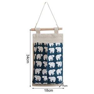 Over The Door Magazine Storage Pockets, Wall Door Closet Hanging Storage Bag Organizer K#