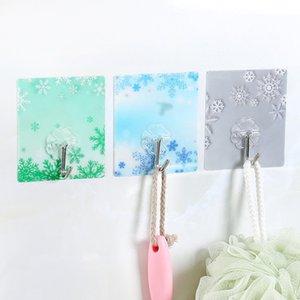Netter Adhesive Haken Starke Tragfähige Punch Kreative Adhesive Haken Küche Badezimmer Wand No Trace Adhesive Haken