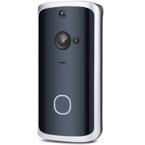 Nouveau M12 Smart Home Low Power Wifi sans fil Interphone vidéo Voix Interphone Téléphone mobile Surveillance Alarme Sonnette
