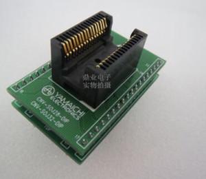 Оригинальный Yamaichi IC испытания сиденья SOJ32 / DIP Горение Программист SOJ32 Разъем адаптера