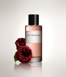 En Perfume de stock para las mujeres perfume OUD Ispahan Francia Fragancia 125ml alta fragancia de Colonia Señora Parfum envío