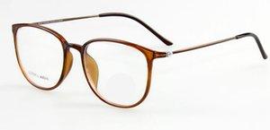 Fashion-- Haoyu ретро старинные супер легкие жесткие ULTEM Пластиковые титановые очки кадров Упругие памяти стальные ноги только 6G óculos де Грау