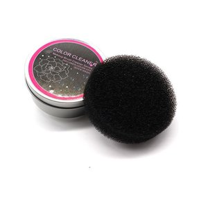 Cosmetic Cleaner Box Makeup Brushes Blush Dust Powder Easy Cleaning Remove Clean Case Dry Makeup Brushes Cleaner