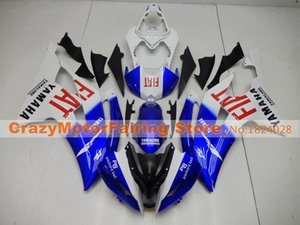 Nuovo ABS Iniezione Mold carenature del motociclo Kit Fit For YAMAHA YZF-R6-600 08 2008-2016 09 10 11 12 13 14 15 16 carene insieme blu