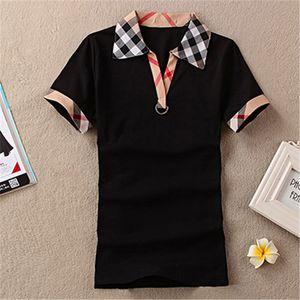 여자 영국의 디자이너 셔츠 여름 T 셔츠 여성 캐주얼 스타일 t- 셔츠면 짧은 소매 티셔츠 탑