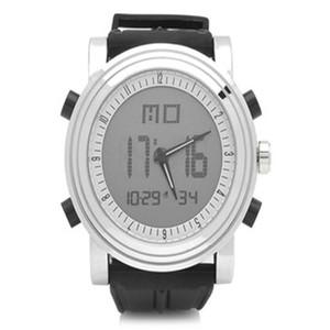 Led multi-fonction électronique montre numérique sport étanche montre étanche atmosphère décontractée Style sauvage montre de sport circulaire