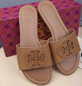 Nueva alta calidad mujeres Brandsandals multicolor para mujer Designersandals señora de la manera Luxuryslippers T01 20022001W