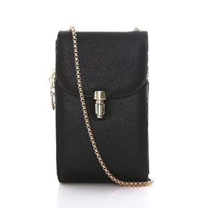 2020New Women Handbags Korean Mini Bag Cell Phone Bags Simple Small Crossbody Bags Casual Ladies Flap Shoulder Bag Multicolor