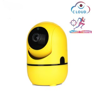 HD 1080P Cloud IP Camera WiFi Wireless Baby Monitor Night Vision Auto Tracking Home Security Surveillance CCTV Network Mini Cam