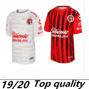 2019 2020 Mexique Club Tijuana Maillot 19 20 Tijuana Domicile Extérieur T-shirts de Football DIEGO RIVERO LUCERO ERYC GUIDO Maillot De Football