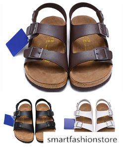 NEW 2019 Arizona Mayari Summer Beach Cork Slipper Flip Flops Sandals Women MEN Color Casual Slides Shoes Flat sandals cork Size EUR 34-46