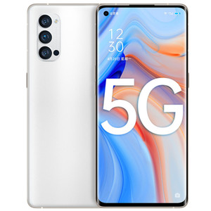 """Original Oppo Reno 4 Pro 5G Mobile Phone 12GB RAM 256GB ROM Snapdragon 765G Octa Core Android 6.5"""" 48MP Face ID Fingerprint Smart Cell Phone"""