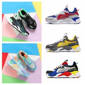Puma RS-X Avec boîte Toys pour hommes chaussures de course pour hommes baskets baskets mâles femmes jogging femmes sport entraîneurs femmes garçons chaussures fille