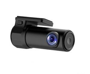 2020 Full HD 1080P WiFi DVR voiture Dash caméra véhicule Cam Night Vision Grand Angle Enregistreur vidéo G-Sensor pour IOS Android Smartphones
