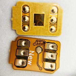 La più nuova versione USIM VSIM V6 con adhessive per ip 6/7/8 / x / p sblocco Turbo SIM Gevey pro