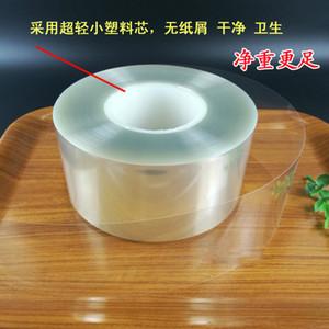 Mutfak, pastane 8cm geniş pasta süsleme sabit yan transparan yan kalın kağıt, plastik pişirme köpüğü