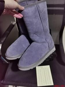 botas 2019 Avustralya klasik wgg çizmeler kadın Avustralya ayakkabı rahat kış Slayt kabartmak Evet sneakers chaussures Bayan çizme x3134#