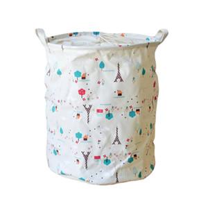 High Quality Storage Bag Cartoon Kids Toys Storage Bag Clothing Organizer Eco-Friendly Room Folding Storage Bag SND21