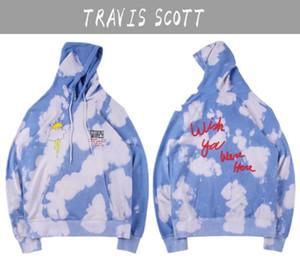 19FW Travis ScoAstroworld Birthday Party Sweat à capuche Homme Femmes meilleure qualité Streetwear Travis Sco Astroworld Sweatshirts