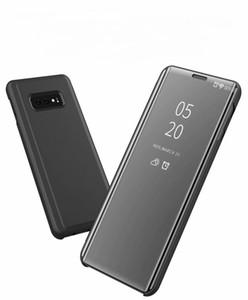 Miroir Flip Stand Smart Case Pour Huawei P30 Pro P30 Compagnon 20Pro Compagnon 20 X P20 P2 Pro P10 Mate10 P9