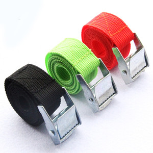 3m car tension rope luggage bag cargo bundle with nylon tensioning rope strong with travel luggage cargo packing strap