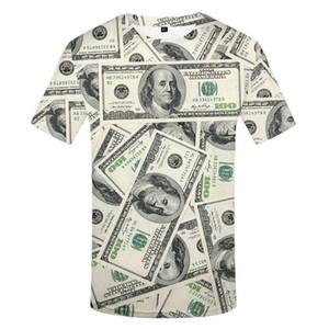 Marque T-shirt Hommes Anime T-shirt chinois 3d imprimé T -Shirt Hip Hop T cool Vêtements pour hommes Nouveau été Top Taille S-4XL