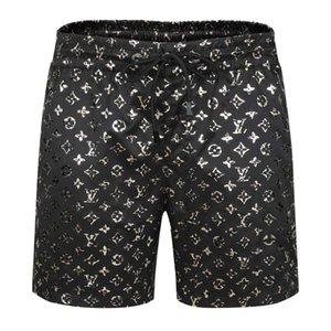 2020 Brand summer polo board shorts embroidery designer beach shorts pants swimwear men's swim trunks
