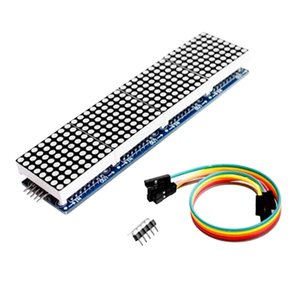 MAX7219 LED Dot Matrix 8-Digit Display Control Module For