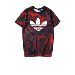 Mens New T Camisas de Verão Homens e Mulheres Esporte Camiseta Camisetas Top de Manga Curta Top Tees S-XXL