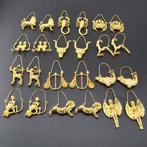 new arrival retro Creative personality love restoring ancient ways earrings joker alloy drop earrings women fashion jewelry