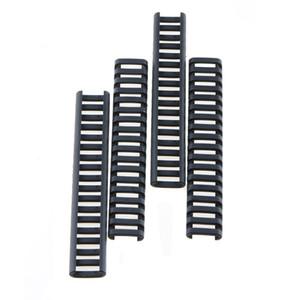 SabreTA 17 slot Free Float Handguard Weaver Picatinny Heat Resistant Keymod Rail Cover picatinny rail section