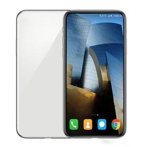 6.5 بوصة Goophone I11 برو ماكس مع الأخضر بطاقة مختومة الوجه ID شحن لاسلكي الجيل الثالث 3G WCDMA رباعية النواة رام 1GB ROM 16GB كاميرا 8.0MP مشاهدة 512GB