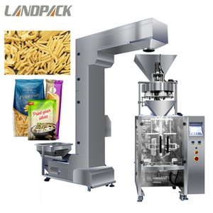 Automatic pasta Packing Machine Vertical Form Fill Seal Granule Packing Machine