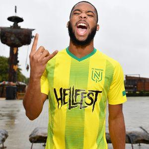 2020 nueva FC Nantes adulta edición especial camisetas de fútbol a casa camisa amarilla 19/20 camisa Sala FC Nantes Hombres de Ejecución jerseys