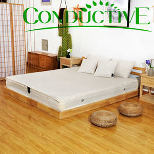 Earthing Sheet with 4.5meters Cord for Grounding and EMF Radiation Protection Conductive Earth Sheets